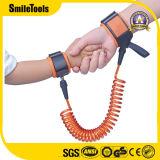 Поводка веревочки планки проводки соединения запястья руки безопасности ребенка пояс руки анти- Lost гуляя для малышей, малышей