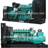 Conjunto de geração de energia de 1200kw / 1500kVA com consumo de diesel baixo em marca Yuchai