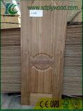 Piel de la puerta/el panel moldeados de la puerta para el mercado de Iraq