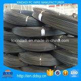 alambre de acero de la PC espiral de las costillas de 7.0m m para el cemento postes