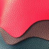 Anti-Abrasion кожа PU Microfiber для мебели Hw-1467