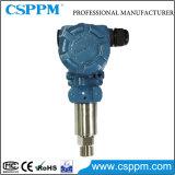Transmissor de pressão Sputtered da película fina de Ppm-T332A com indicador