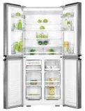 Холодильник 4 дверей с компрессором для домашней кухни