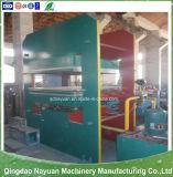 Nova máquina de vulcanização de chapa de quadro técnica, prensa de vulcanização com Ce / ISO 9001