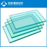 vetro Tempered trasparente piano/curvo di 3-19mm (AS/NZS2208: 1996)