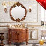 Cabina clásica libre del espejo del cuarto de baño (BY-F8061)