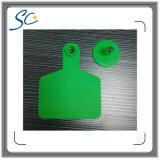 Landwirtschaftliche Maschine-Tierkennzeichen-Plastikvieh-Ohr-Marke