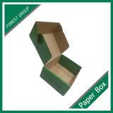 パッキングのためのクラフト紙の波形ボックス