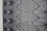 Шнурок 2017 Sequins полиэфира нового способа африканский & платье ткани/французского сетчатого шнурка яркия блеска нигерийское, для ткани платья венчания