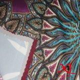 복장 Hijab를 위한 디지털 인쇄 실크 시퐁 직물