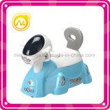 2017 Niños Felices Aseo juguete plástico del bebé del asiento de tocador de formación Juguetes