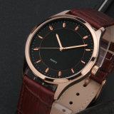 最新の普及した水晶人の腕時計、日本動きの流行の腕時計の人