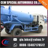 4X2下水道のクリーニングのタンク車