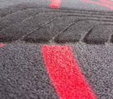 Циновки автомобиля ноги анти- ковра выскальзования плоские с картиной тесемки