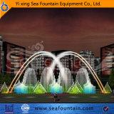 Fuente cambiable de la construcción urbana del diseño de Seafountain