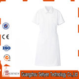 Le coton médical frotte des uniformes d'hôpital d'infirmière pour l'hôpital