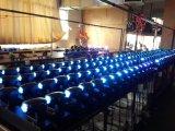 ディスコは中国4PCS 10W LEDのビーム移動ヘッド熱いDJライトをつける