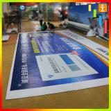 Grand drapeau de publicité de câble de PVC d'étalage