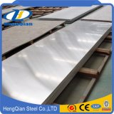 ASTM A240 201 304 321 feuille d'acier inoxydable de Cr de 904L 2b