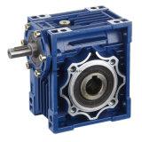 Caja de engranajes económica, caja del engranaje de gusano de la aleación de aluminio de la transmisión de Nmrv de engranajes micro de gusano