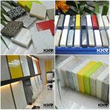 Surface solide acrylique des prix de pierre de résine de Kingkonree
