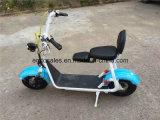 2016 Citycoco流行の2の車輪の電気スクーター、大人の電気オートバイ