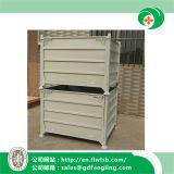 Подгонянный стальной контейнер оборачиваемости для хранения пакгауза с Ce
