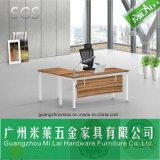 耐久のステンレス鋼の円形のオフィス用家具マネージャ表ベース