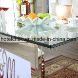 Нержавеющая сталь с таблицей СИД светлой прямоугольной обедая