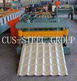 El color galvanizó las placas/prepintadas del hierro galvanizadas cubriendo la hoja