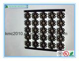 Zwarte PCB van het Aluminium van het Masker van het Soldeersel