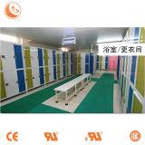 Matte Comercial Gebrauch-Farben-Ineinander greifen Belüftung-Matten-Rollengleitschutz-Belüftung-S in Rolls mit Nylonstapel