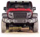 Vorderer hinterer Stahlanschlagpuffer für JeepWrangler Jk