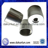Машины CNC точности части алюминиевой запасные