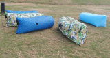 Sofa gonflable commode d'explosion de sac d'air de compactage de sommeil de lieu de visites de fainéant (L100)