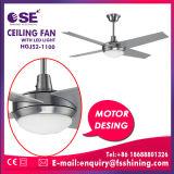 Ventilateur de plafond décoratif national de 52 pouces avec la lumière (HGJ52-1100)