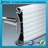 Perfil de aluminio de la protuberancia para los colores modificados para requisitos particulares puerta del obturador del rodillo