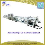Трубы стренги Вод-Дренажа PVC/UPVC машина двойной пластичной прессуя
