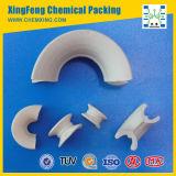 Resistencia ácida y monturas de cerámica de Intalox de la resistencia térmica