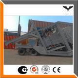 Planta móvil del asfalto de la fuente y equipos relacionados