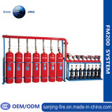 O melhor sistema de venda do extintor de incêndio do gás