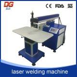 전시를 위해 Laser 용접 기계를 광고하는 400W