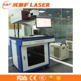 Máquina UV da marcação do laser do fio refrigerar de água 355nm do sistema da rastreabilidade do PWB 3W para toda a marcação plástica do laser dos materiais