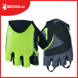 2016 neuer Art-halber Finger-komprimierende Handschuh-Fahrrad-Handschuhe