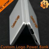 De Bank 2600mAh van de Macht van de Kaart van het Metaal van het Embleem van de Douane van de fabriek