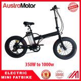 Bicicleta gorda elétrica 48V 500W 1000W Fatbike