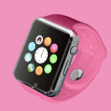 Relojes inteligentes A1 GSM pantalla táctil Bluetooth Mobile Watch para Android Samsung iPhone