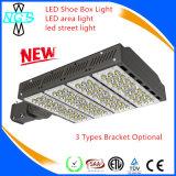 駐車場の照明のための150ワットの靴箱LEDの街灯