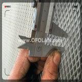Het ontharde Netwerk van de Filter van het Titanium Blad Uitgebreide (6.0X12.5mm)