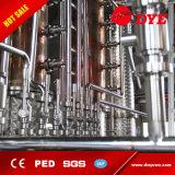 destilador del equipo de la destilación del alcohol de la vodka del cobre del alcohol 3000L
